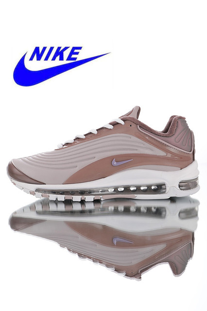 309b4ca0f8eb Original Nike Air Max Deluxe 1999 Men s Breathable Running Shoes Sports Sneakers  Trainers New Arrival Non-slip 849842-254