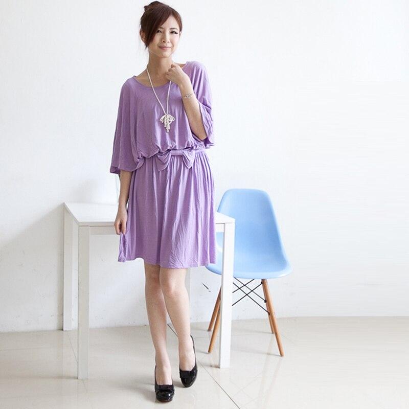 Emotion Moms модная свободная одежда для кормящих мам платья для будущих и кормящих мам для беременных женщин кормление грудью одежда