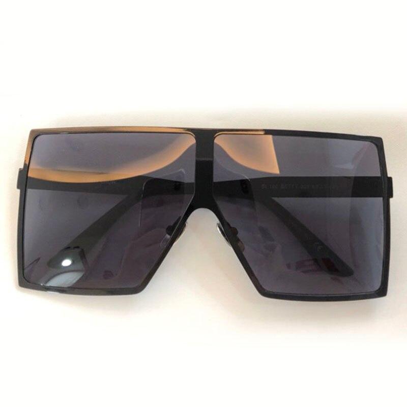 2018 New Fashion Women Sunglasses Brand Designer High Quality Vintage Fashion Eyewear Alloy Frame UV400 Protection Lens Shades