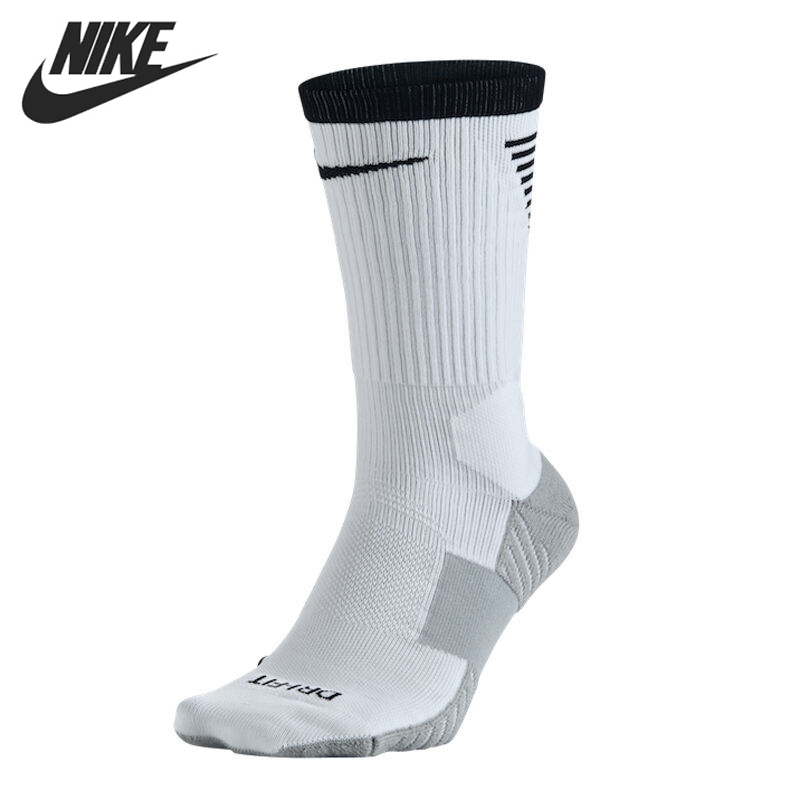 Original New Arrival  NIKE U NK SQUAD CREW Unisex Football Soccer Sports Socks ( 1 Pair)