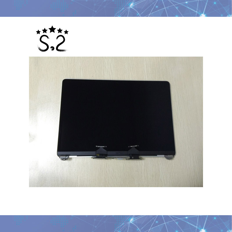 Laptop Lcd Screen Computer & Office Amicable Genuine 100% New A1706 A1708 Full Lcd Assembly For Macbook Pro Retina 13.3 Late 2016 Mlh12 Mll42 Lcd Screen Display Gray Convenient To Cook
