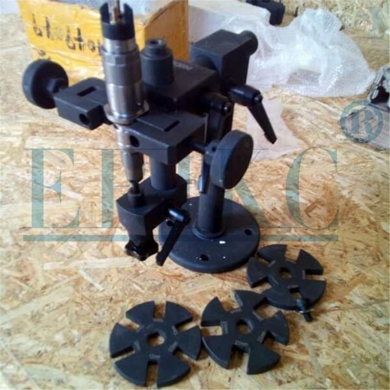 ERIKC E1024018 Injecteur de Carburant Universelle Turn Dismonuting Outils Inversion de Démantèlement Cadre Fix Common Rail Injecteur