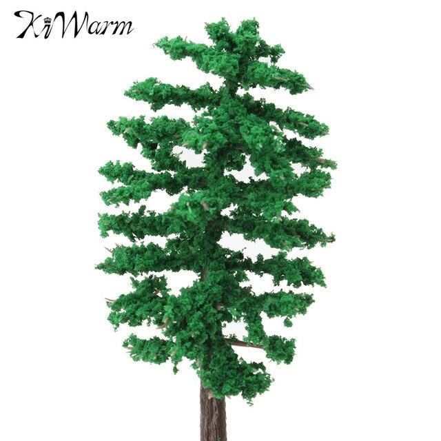 Kiwarm Neueste Mini Baum Fee Garten Decor Miniaturen Micro