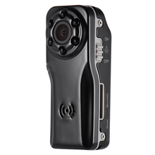 DV-S80 1080P 30FPS Super Mini Camera Hands-free 120 Degree Wdie Angle Lens Night-vision Digital Video Camera Camcorder Car DVR