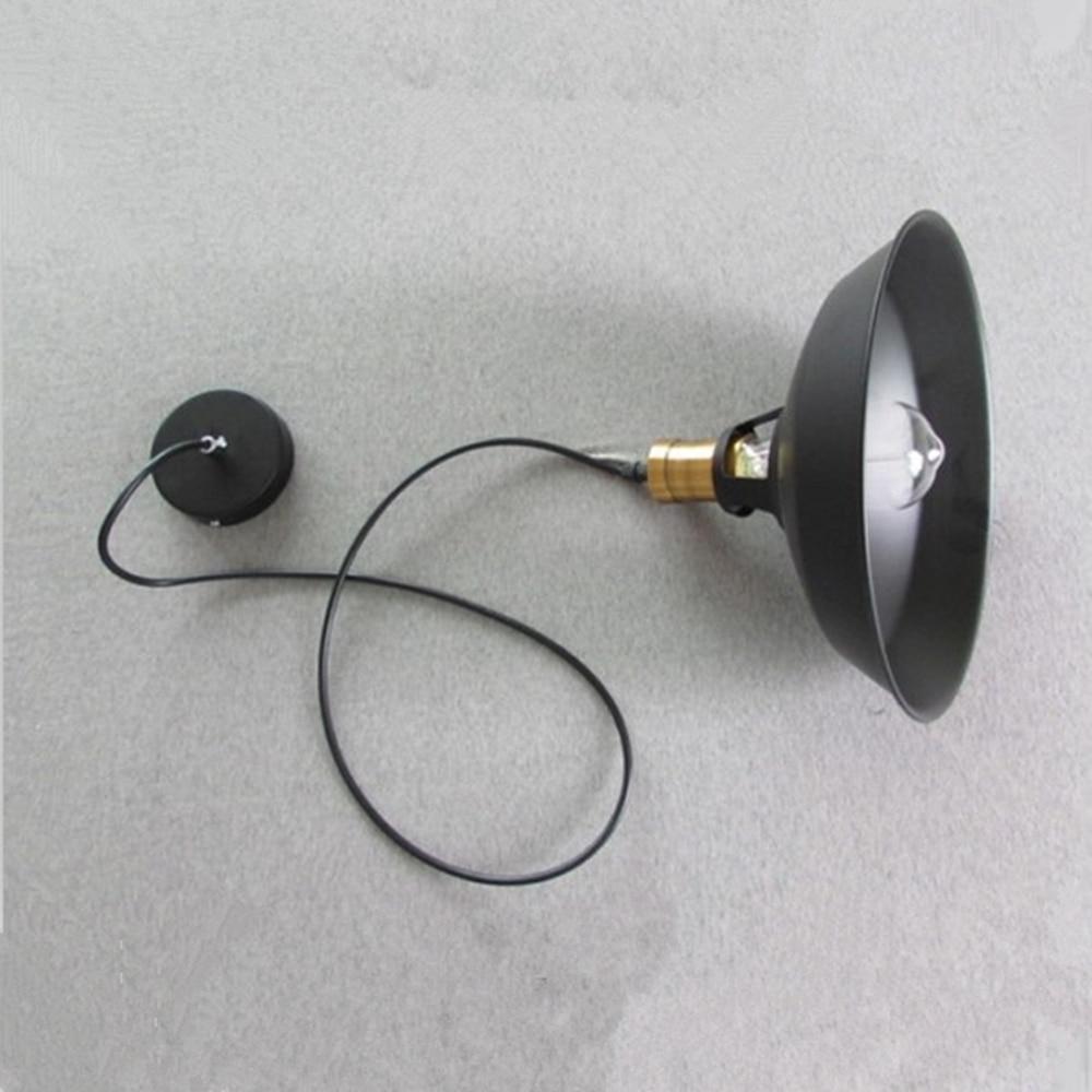 Dritat e varëse prej hekuri me hije të zezë / të bardhë Mini - Ndriçimit të brendshëm - Foto 6