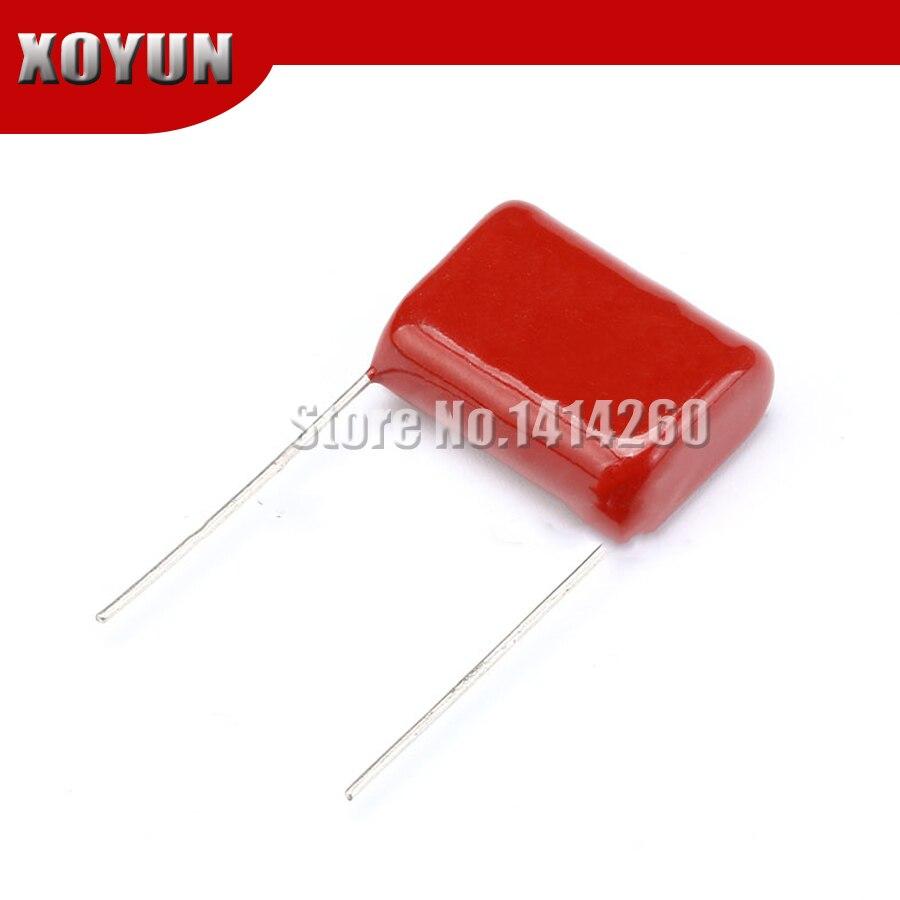 10PCS 100V471J 2000V104J 250V225J 250V475J 400V104J 400V684J 450V225J 450V105J 630V223J CBB  Polypropylene Film Capacitor New