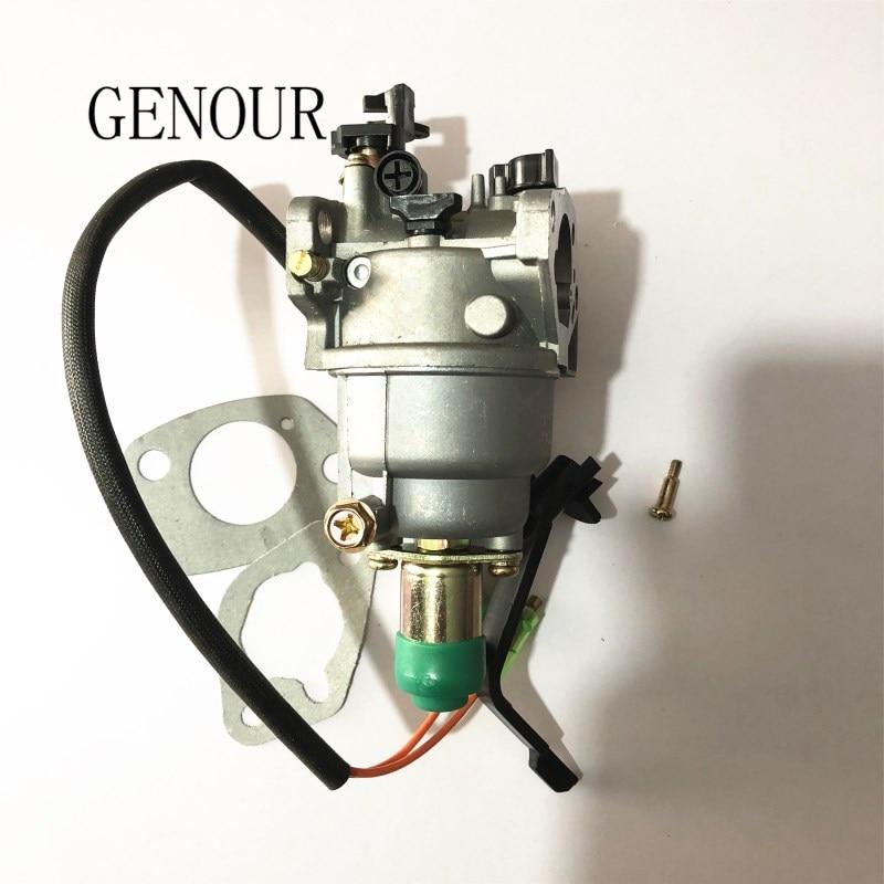 Carburador gerador para gx340 gx390 188f 5kw