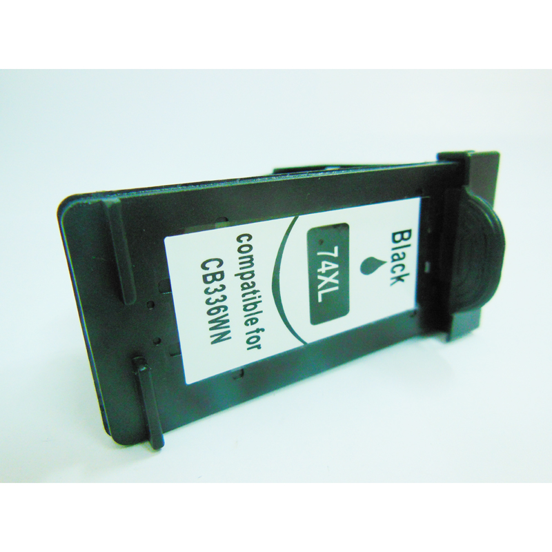 For HP74 Ink Cartridge For HP 74 xl for hp Photosmart C4480 C4580 C4200 C4280 C4345 C4380 C4385 Officejet J5780 J6480 Printer in Ink Cartridges from Computer Office