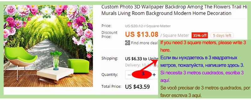 HTB1DSt5PpXXXXa.aFXXq6xXFXXXw - Custom Mural Wallpaper 3D Children Cartoon Animal World Forest Photo Wall Painting Fresco Kids Bedroom Living Room Wallpaper 3 D