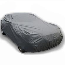 XL Extra Large Размеры Полное покрытие автомобиля УФ дышащий дождь Водонепроницаемый Крытый