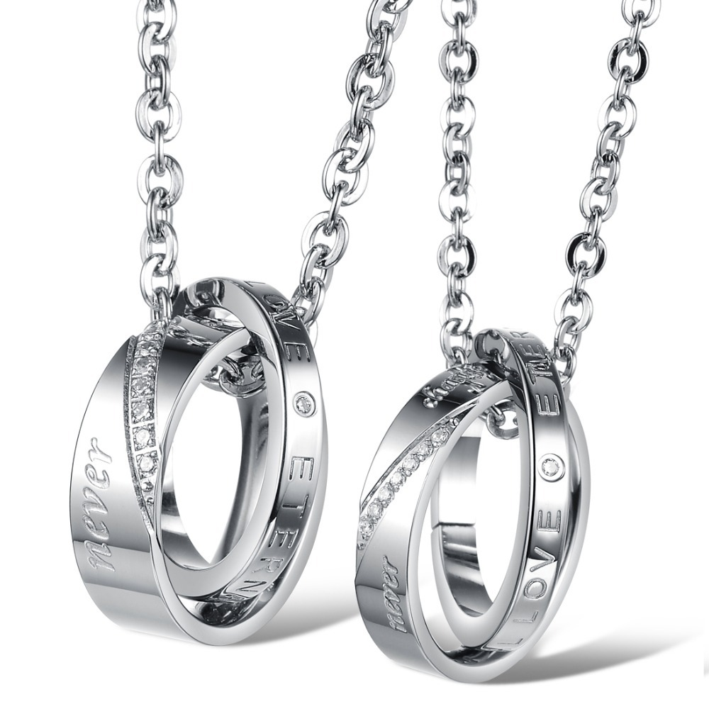 Popular His and Her Necklaces-Buy Cheap His and Her Necklaces lots ...