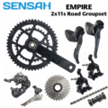 SENSAH EMPIRE 2x11 Speed  22s Road Groupset  для шоссейного велосипеда 5800  R7000