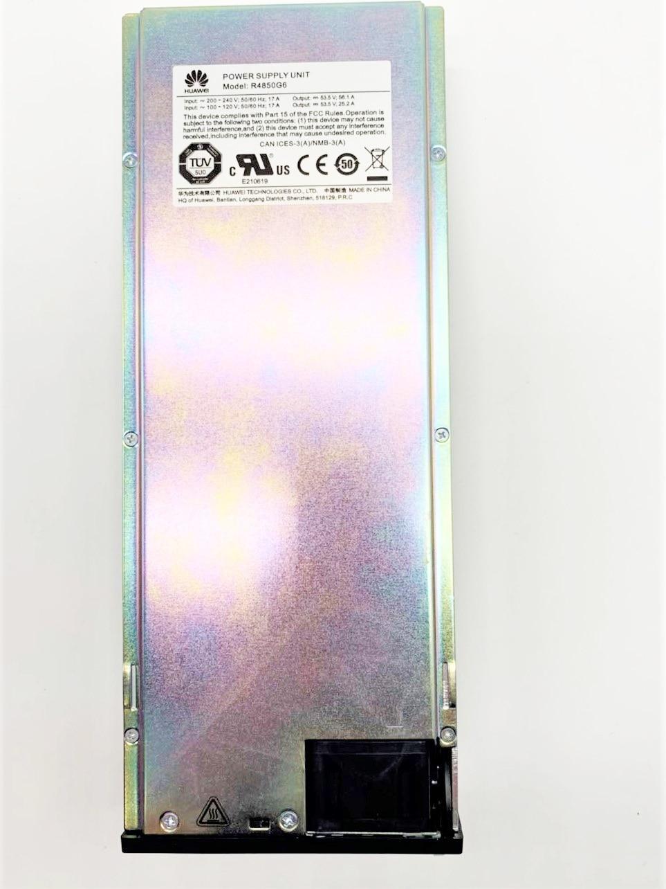 R4850 NEW POWER SUPPLY R4850G6 1U 3000W High Efficiency Rectifier for HUAWEI ETP48100-B1 power module for MA5680T 48V50A originaR4850 NEW POWER SUPPLY R4850G6 1U 3000W High Efficiency Rectifier for HUAWEI ETP48100-B1 power module for MA5680T 48V50A origina