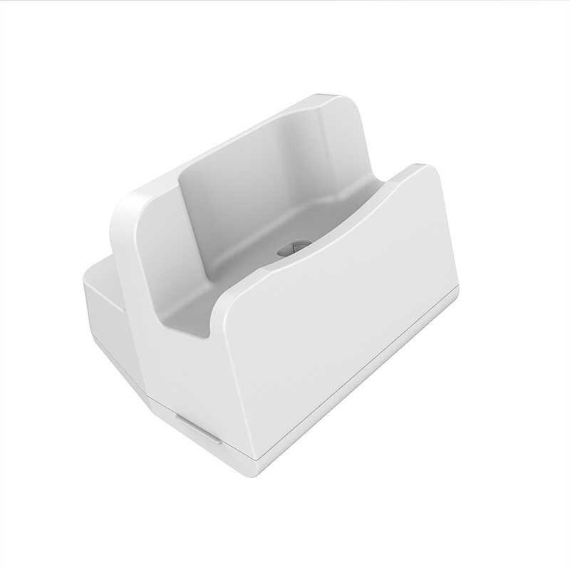 Airpods için standı masası şarj doku istasyonu Tablet mobil destek telefon tutucu masa iPhone 567 i7 i10 TWS şarj istasyonu