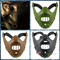 Free Shipping Scary Masks For Silent Of The Lambs For Hannibal The Psycho Killer Masks Halloween
