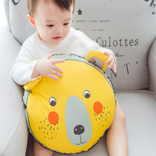 Baby Cotton Pillow Room Decoration Chambre BEBE for Car Seat Bedding Newborn Infant Neck Animal Design