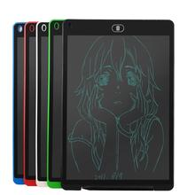 ALLOYSEED 12 inch LCD Writing Tablet Digital Drawing Tablet Handwriting Pads Portable Electronic Tablet Board for Kids Drawing