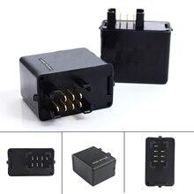 цена на ANGRONG 7 Pin LED Flasher Relay For Suzuki SV650 SV650S SV1000 SV1000S LED Indicators