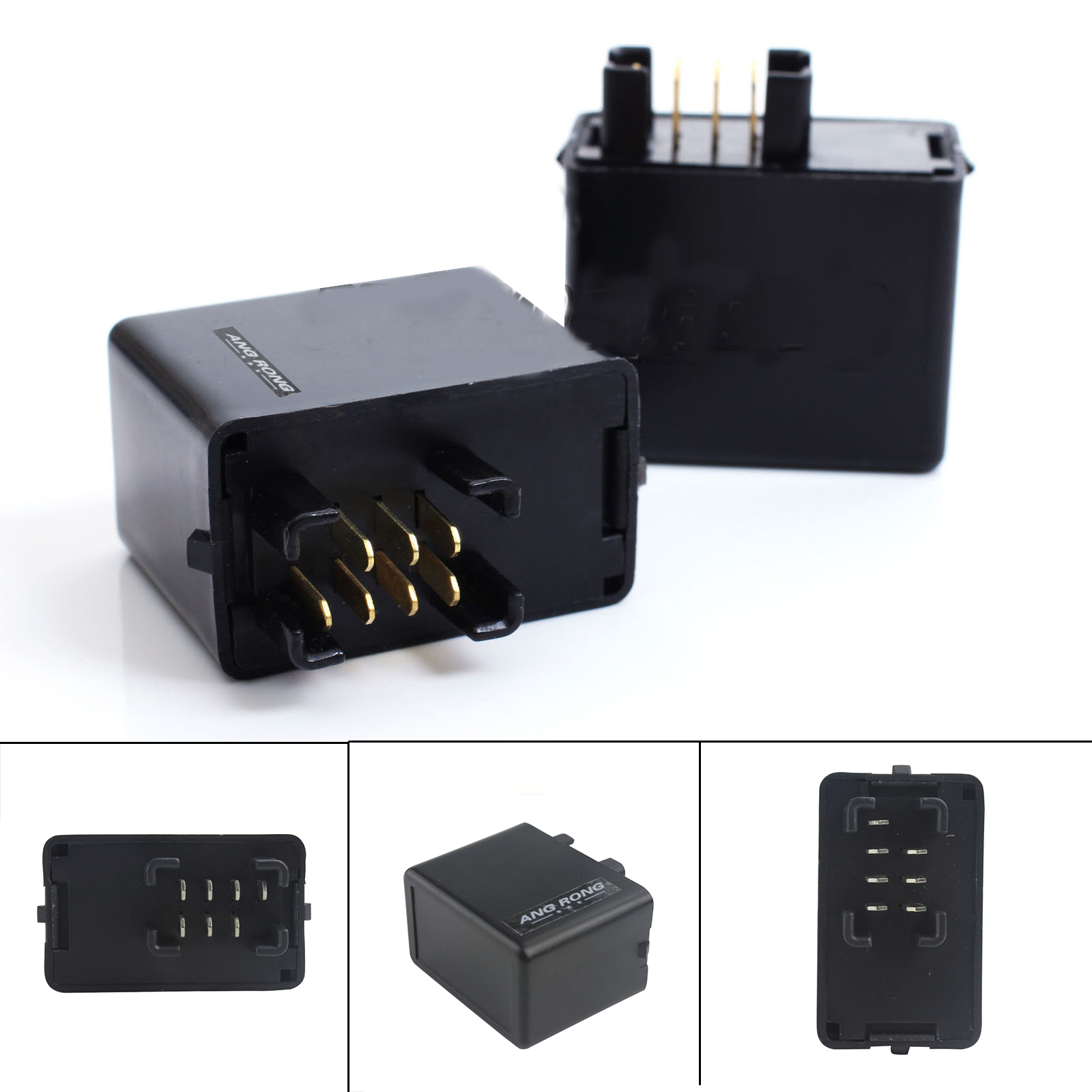 5 Prong Flasher Relay