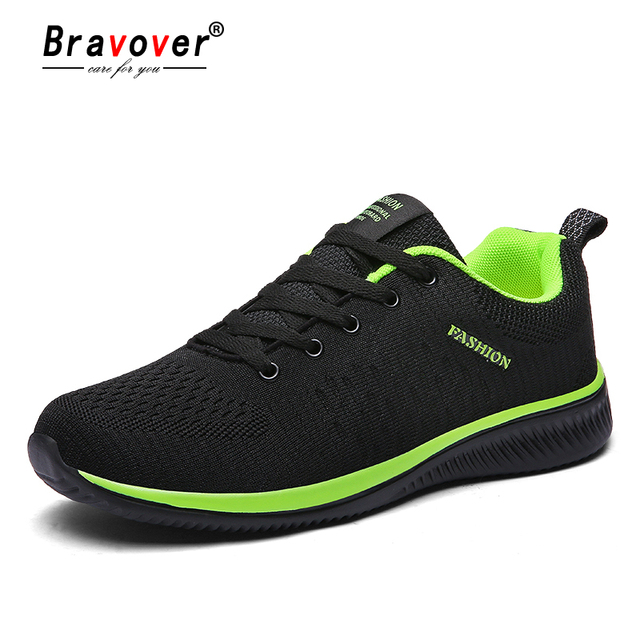 Men Sneakers Outdoor Sport Shoes Air Mesh Shoes Ultralight Breathable Running Shoes For Men Walking Jogging Training Shoes 2019