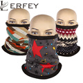LERFEY Bandana Multifunctional Headband Warm Neck Bandana Ski Headwear Men Women Magic Scarf Outdoor Cycling Face Mask Scarves