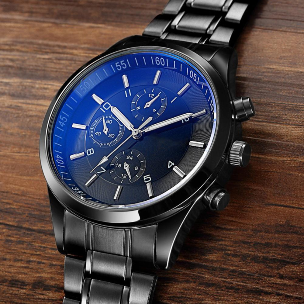 Men Stainless Steel Leather Bracelets Fashion Quartz Wrist Watches Casual Business Luxury Watch Metal Waterproof Sport Watch mlb ny fashion luxury wrist watches waterproof luminous hands stainless steel men watch quartz casual sport wrist watch d5014