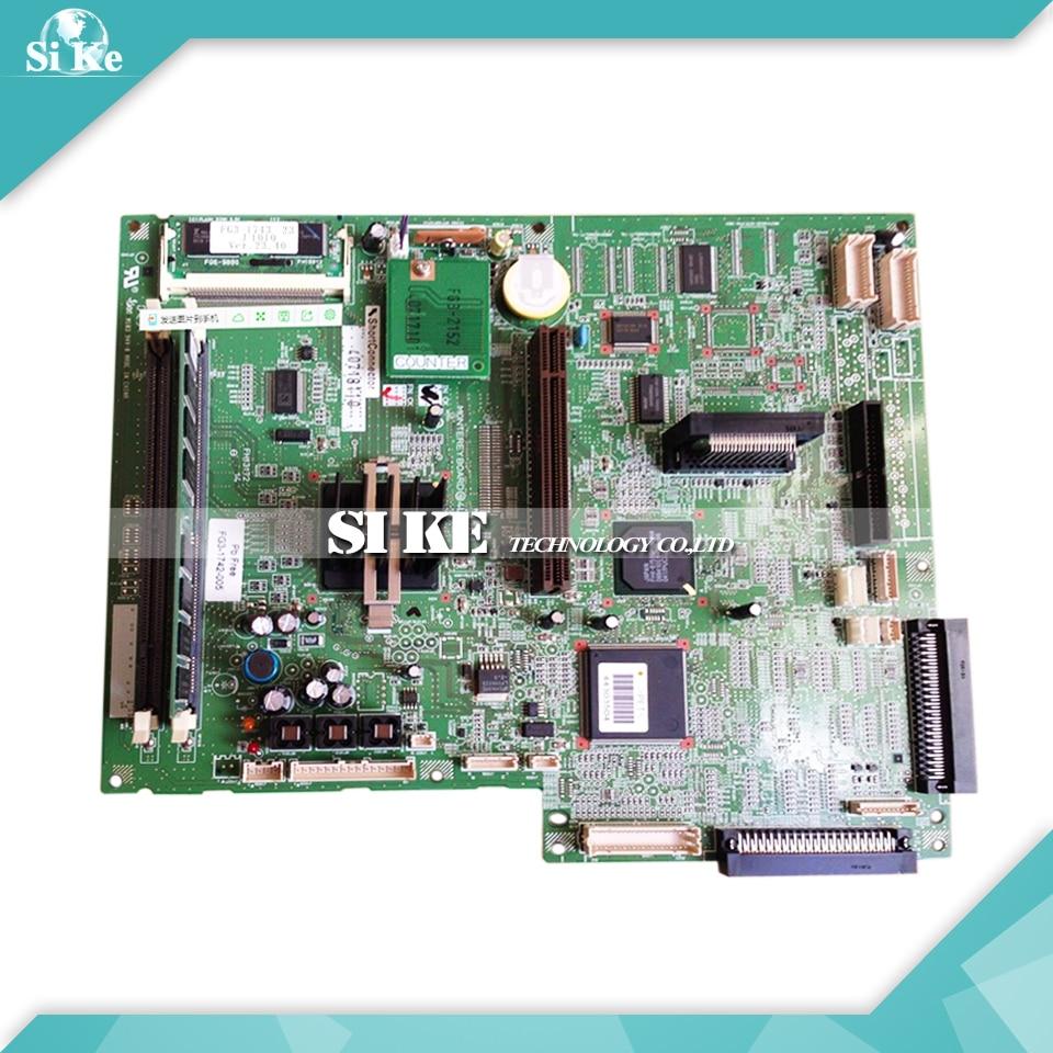 Image Processing Board Logic Mother Board For Canon IR2200 IR2800 IR3300 IR 2200 2800 3300 Formatter board Main Board FG3-1742 pixma printer logic mother board for canon mp600 mp 600 formatter board main board qk1 2577 03 qm3 0250