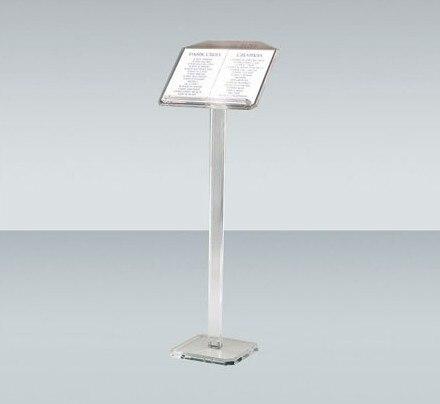 Transparent Acrylic Platform