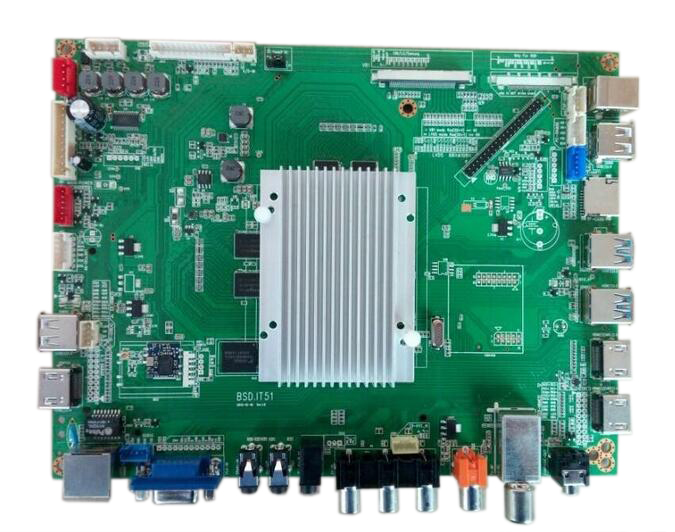 Real 4K2K Android network controller board for dual system all in one pc devices corporate real estate management in tanzania