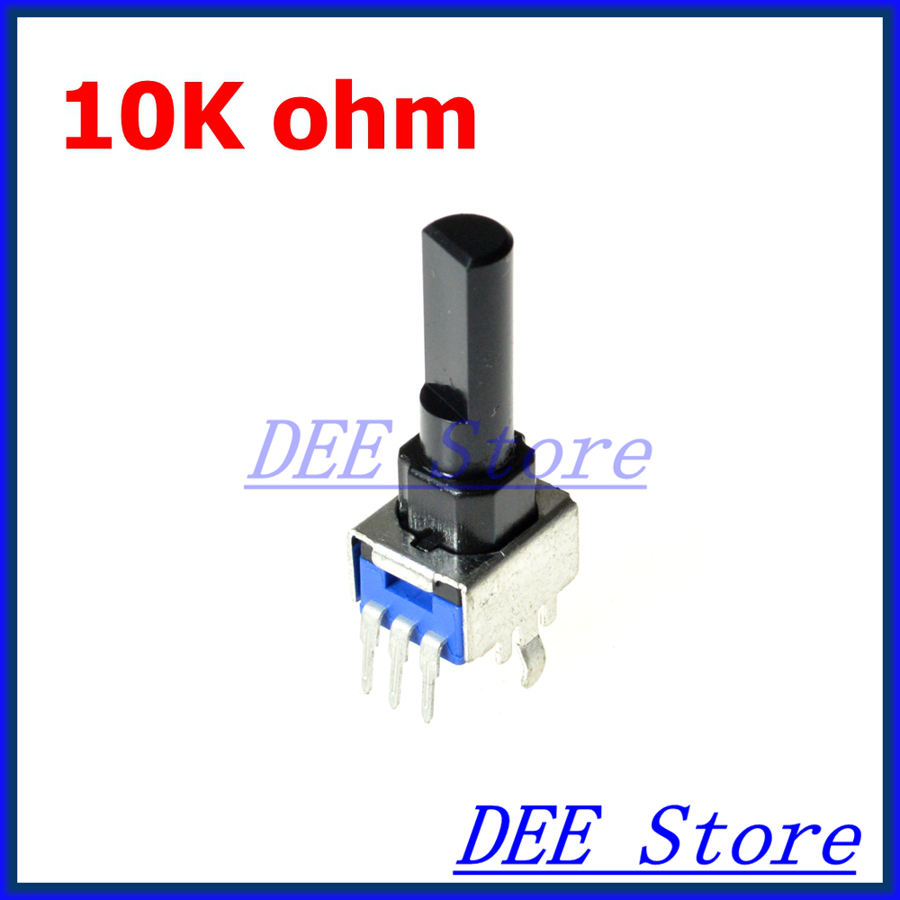 3 pins Stereo Power Amplifier 10K Ohm Volume Control Pot Taper Potentiometer amplifier pa picture more detailed picture about 3 pins stereo 10k potentiometer wiring at readyjetset.co