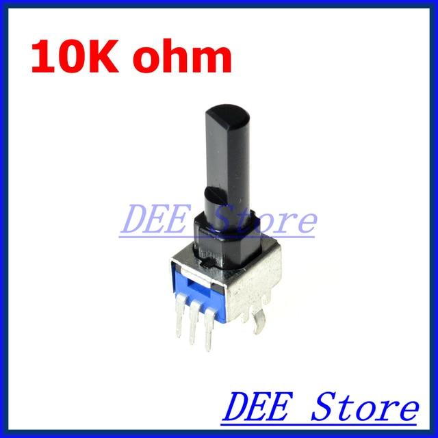 3 pins stereo power amplifier 10k ohm volume control pot taper rh aliexpress com stereo potentiometer circuit Micro Stereo Potentiometer