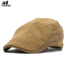 Minhui 2019 New Cotton Beret Cap Casquette Hats for Men Casu
