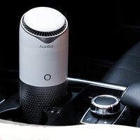 High Efficiency Purification Auto Air Purifier Oxygen Bar With LED Car Interior Decoration Fresh Air Negative Ion Cleaner