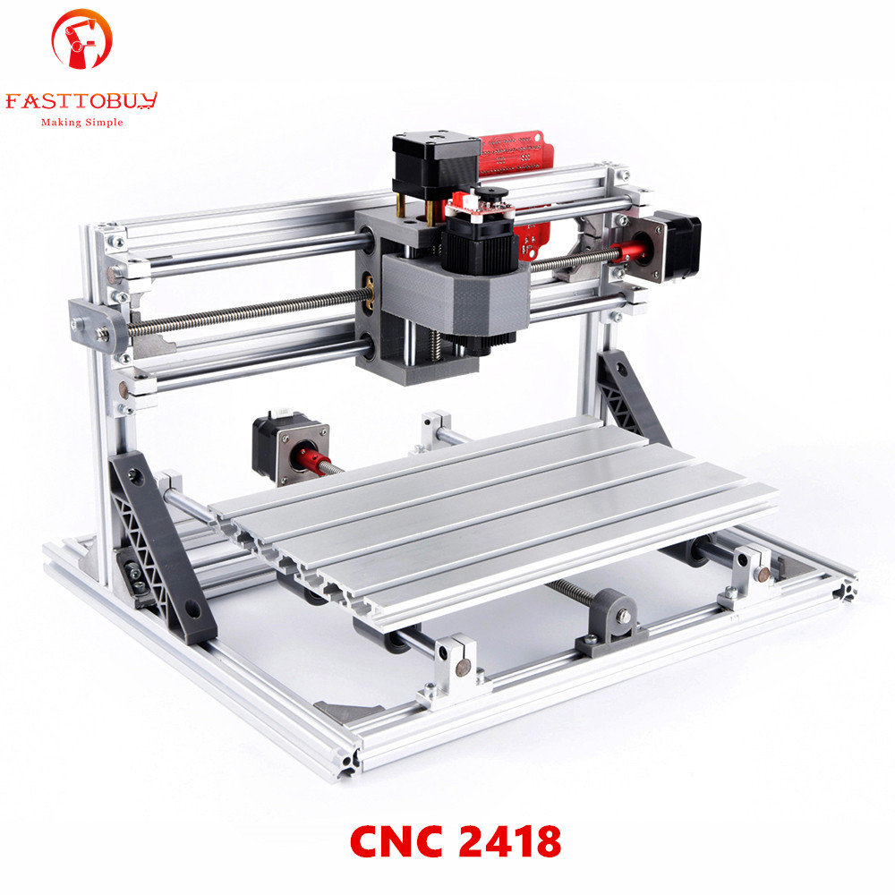 2 In 1 Laser Cutting And Engraving Machine Class 4 Desktop CNC For Wood, Acrylic & PVC For Small Business And Creative Talents