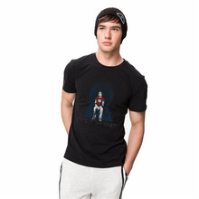 Unisex Funny The Big Bang Theory/Games Of Thrones T-Shirt