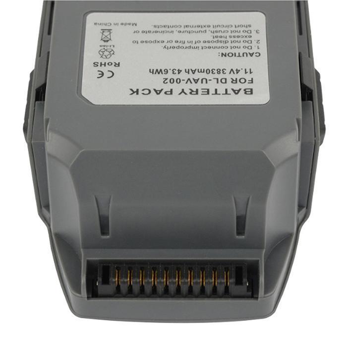 Оригинальная интеллектуальная летная батарея 3850mAh 15,4 V для DJI Mavic 2 Pro Zoom Can Fly 31min - 5
