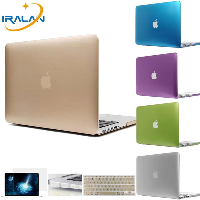 Frosted metal color for Macbook Air Pro 11 12 13 15 Retina Colors ...