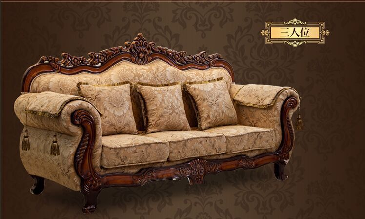 Simple Wooden Sofa Set Design And Price In Living Room Sofas From Furniture  On Aliexpress.com | Alibaba Group