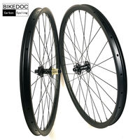 BIKEDOC Rodas MTB29 Mountain Bike Wheels Rodas Aro 29 Mtb VTT 26er/650b/29er Carbon Mtb Wheel Downhill & All Mountain