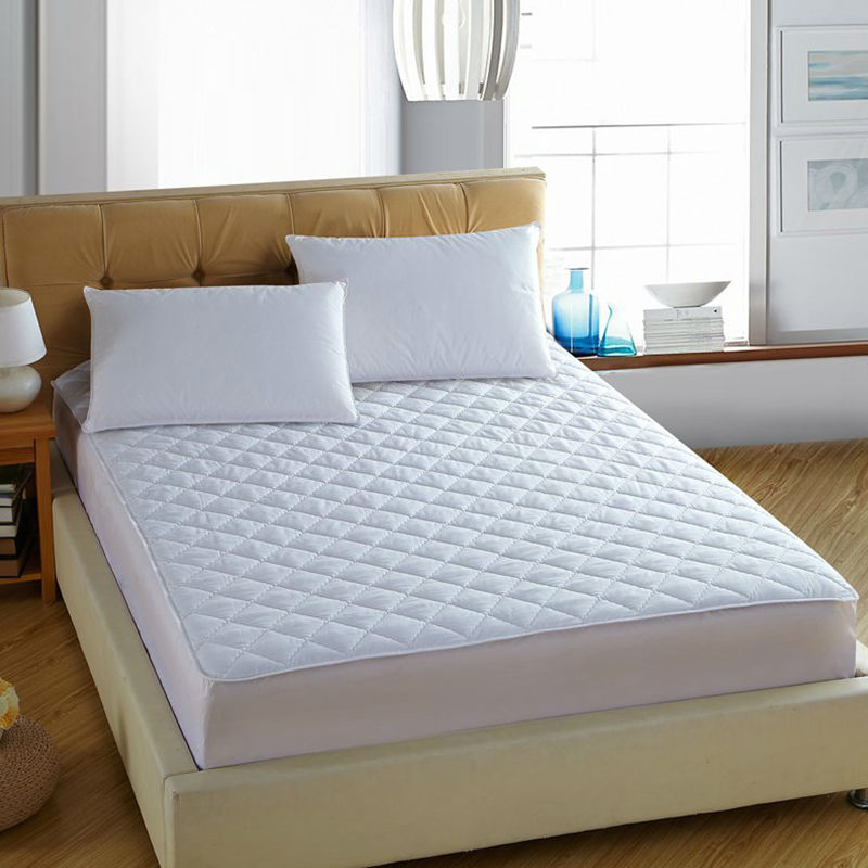 Aliexpress Com Buy Contracted Style White Mattress Cover