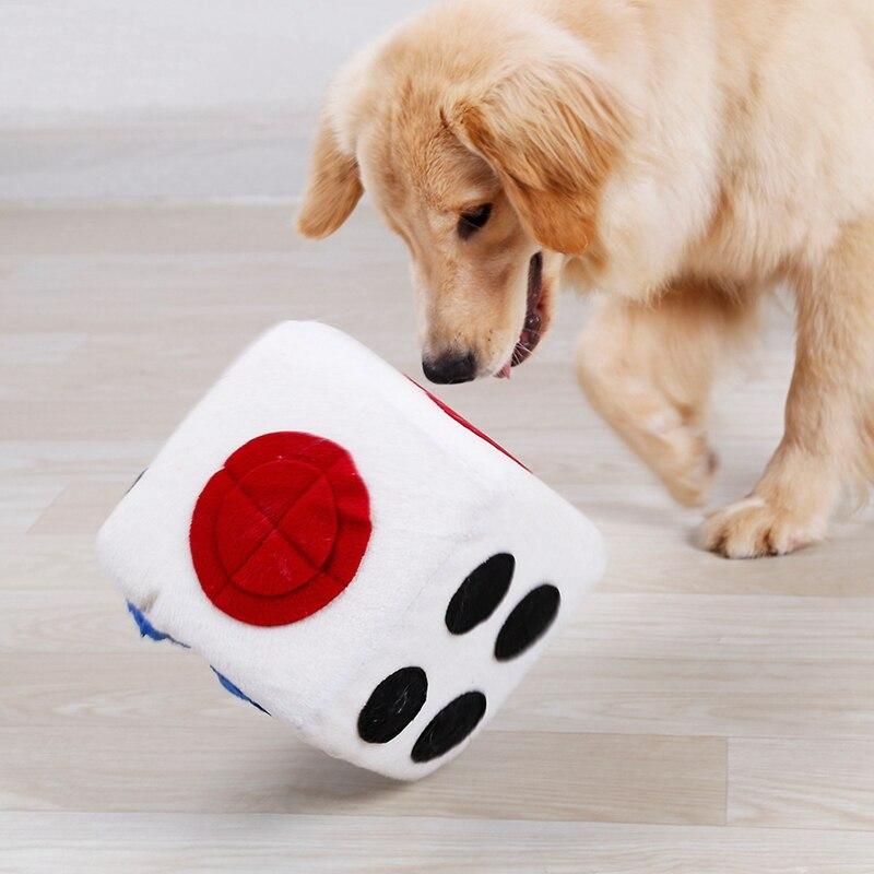 Nouveaux jouets pour chiens de compagnie reniflant tapis pour animaux de compagnie Puzzle jouet fouinant activité Formation couverture tapis d'alimentation chien Stress Formation couverture