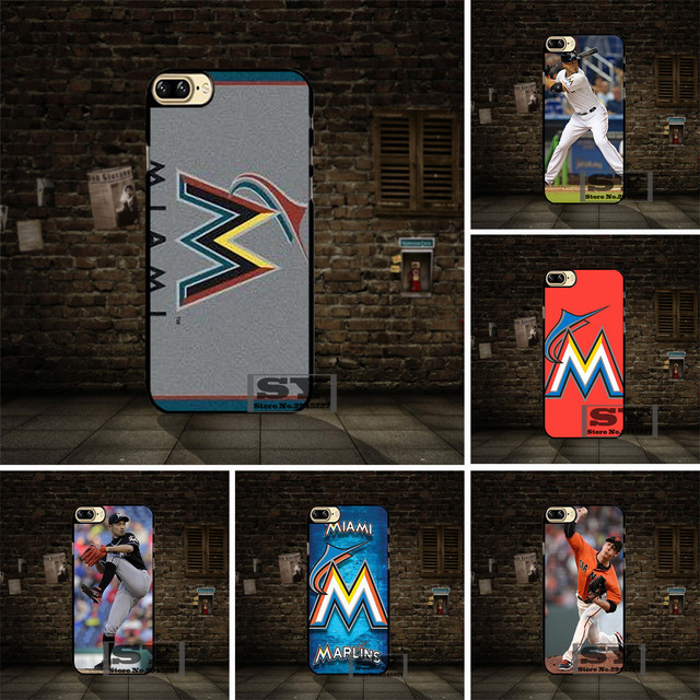 US $4 99 |MLB Miami Marlins cell phone Case Cover For Samsung Galaxy S2 S3  S4 S5 Mini S6 S7 S8 Edge Plus A3 A5 A7 Note on Aliexpress com | Alibaba