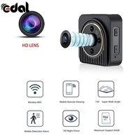 EDAL 1080P Mini Camera 13MP Wifi Infrared Night Vision 150 Degree HD Sport Digital Micro Cam