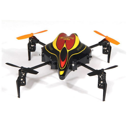WALKERA QR Infra X 6 Axis Gyro 4CH UFO With DEVO 7 Transmitter RTF - 2.4GHz