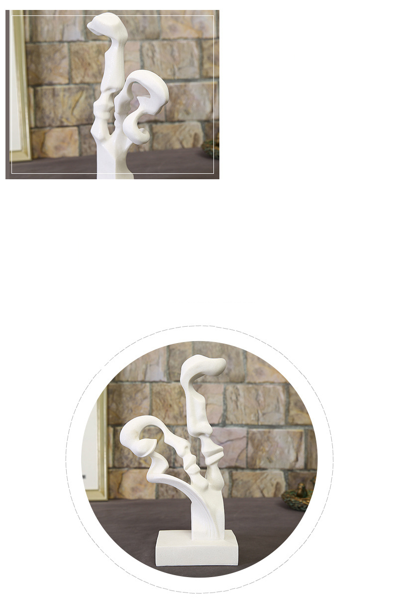 Abstract Lovers Figurines (3)