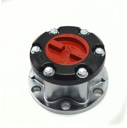 Wolne koło piasty dla TOYOTA Hi Lux Sr5 wszystkie 4WD odbioru funduszu bezpieczeństwa wewnętrznego  4runner  T100  Hilux LN/RN 105 106 107 110  79 85 podstawa ze stali B005|hubs 110|hub wheelhub 7 -
