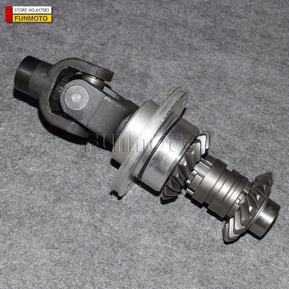 Arbre de sortie/commutateur d'huile/ensemble assy/piston/goupille/anneaux costume pour JIANSHE 250ATV/JS-FG/171FMM