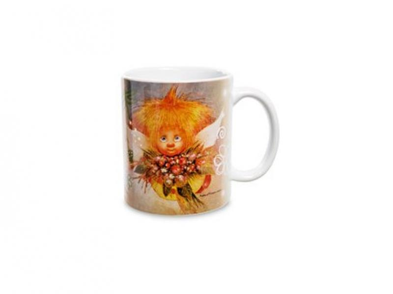 Mug ARTANGELS. RU, Angel of hope and faith, 300 ml angel 300