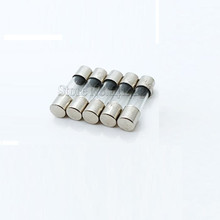 цена на 10Pcs 5x20mm Fast Quick Blow Glass Tube Fuse Assorted Kit Fast Blow Glass Fuses 1A 2A 3A 5A 6A 8A 10A 12A 15A 20A/250V 5*20 mm