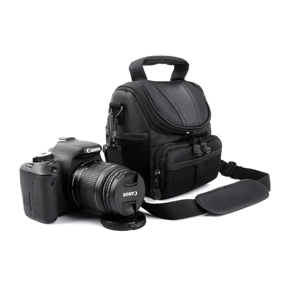Camera Case Bag For Canon EOS 100D 1500D 1100D 1200D 1300D M10 M6 SX530HS SX520 SX60 SX50 M3 M10 M100 M6 M5 G15 G16 G1X Mark II